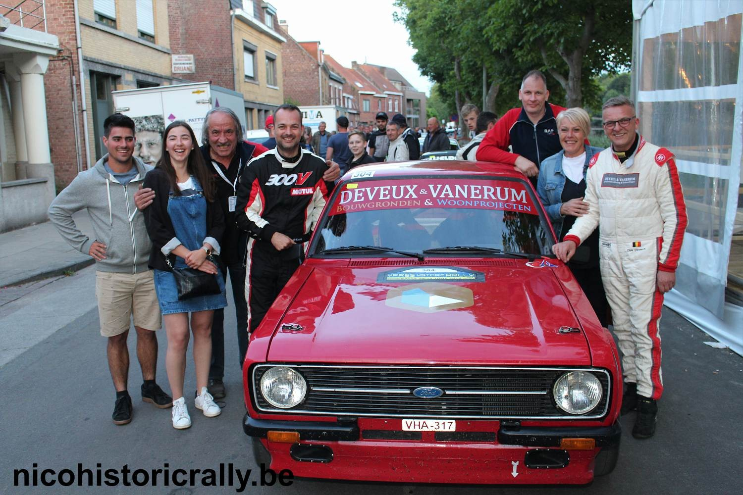 Video SAS PILS YPRES CLASSIC RALLY is toegevoegd.